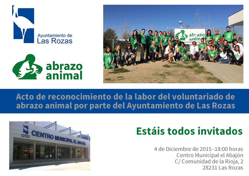 acto-reconocimiento-voluntarios-abrazo-animal-ayuntamiento-las-rozas